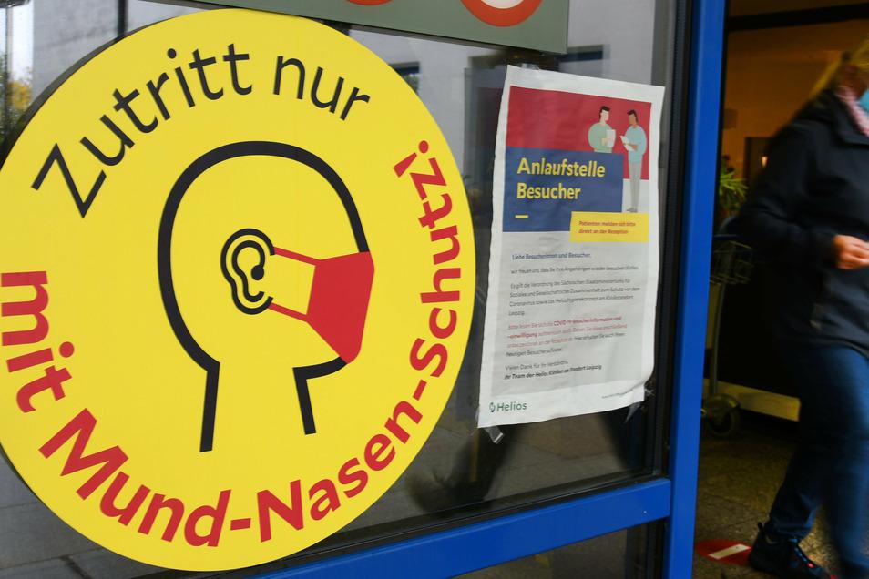 Im Landkreis Bautzen droht eine weitere Verschärfung der Corona-Schutzmaßnahmen, denn der Kreis kratzt am Grenzwert zum Risikogebiet.