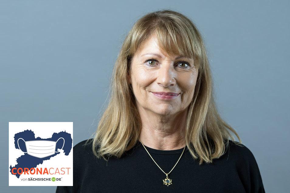 Sachsens Gesundheitsministerin Petra Köpping (SPD) spricht im CoronaCast über die neuen Maßnahmen im Freistaat.