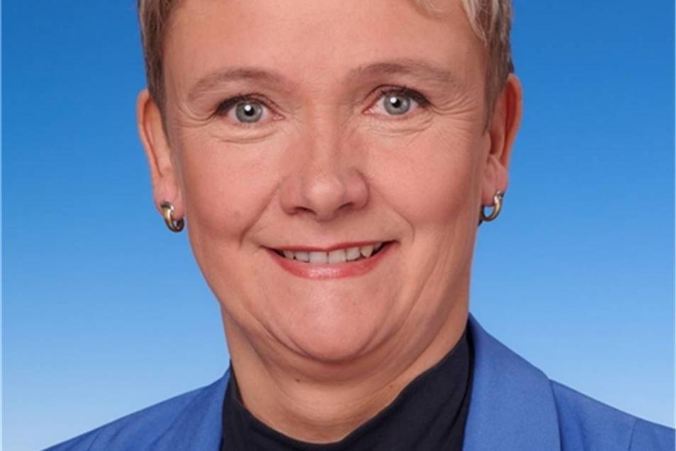 Silke Grimm ist Landtagsabgeordnete der AfD.