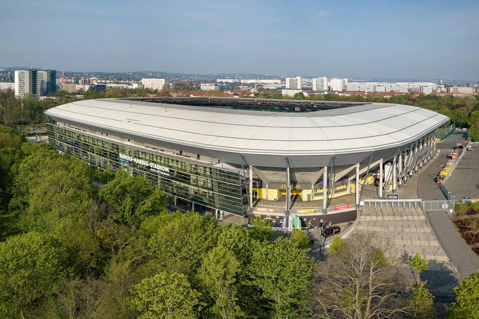 Das Dresdner Rudolf-Harbig-Stadion feiert sein erstes rundes Jubiläum. Die SZ blickt auf 10 Jahre zurück – und ein wenig in die Zukunft.