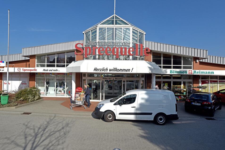 Das Spreequellcenter in Neugersdorf soll erneut erweitert werden.
