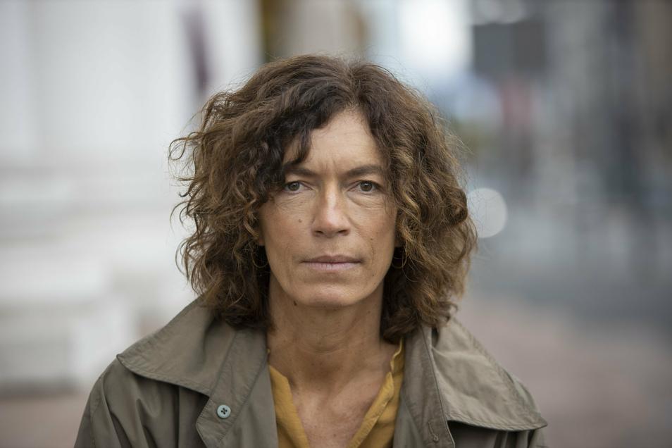 Die Autorin Anne Weber ist mit dem Deutschen Buchpreis ausgezeichnet worden.