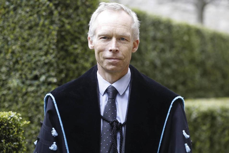 Johan Rockström (53) ist Co-Chef des Potsdam-Institut für Klimafolgenforschung.