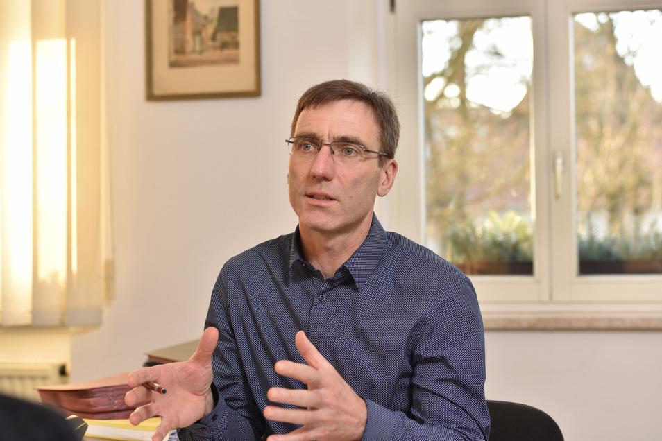 Die sachkundigen Bürger sollten mit Engagement und Interesse für ihren Ortsteil ausgestattet sein, sagt Bürgermeister Torsten Schreckenbach.