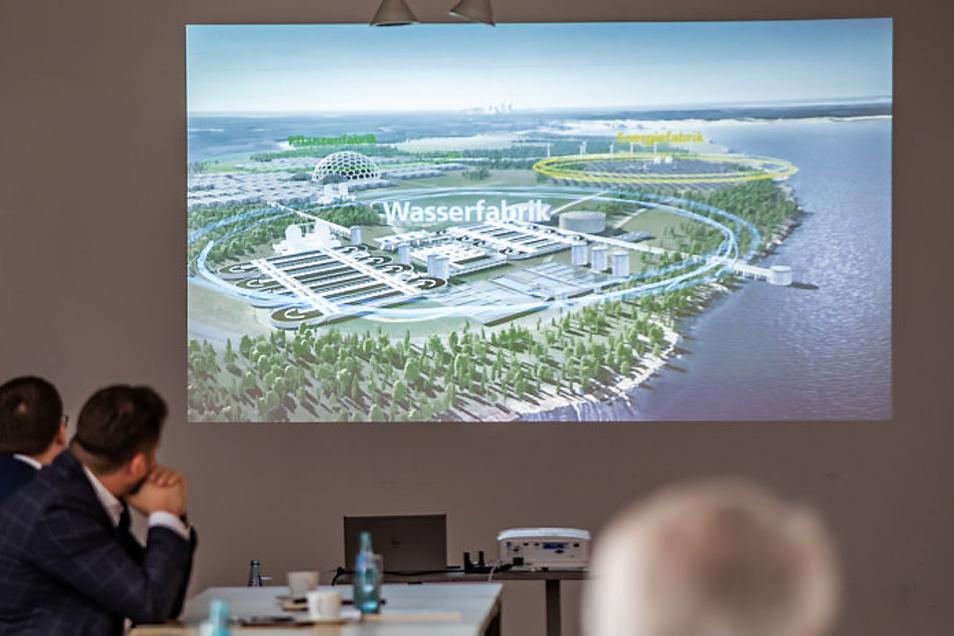 Aus Forschung könnte auch Produktion werden in der Lausitz.