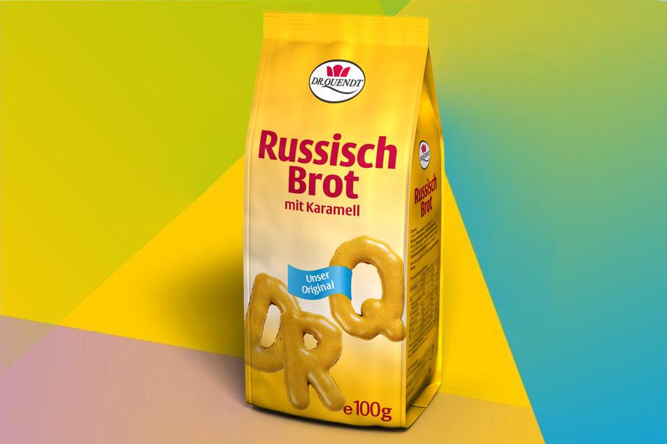 Das gehört einfach zu jeder Kindheit dazu: Russisch Brot, der Klassiker unter den Knuspergebäcken!