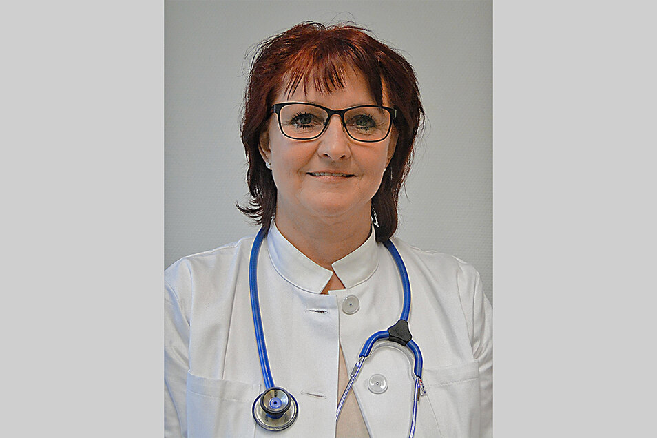 Dr. Annelie Jordan die ehemalige Leiterin des Gesundheitsamtes. Sie ist Ende 2020 in den Ruhestand gegangen.