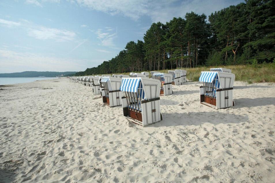 8 Tage Entspannungsurlaub an der Ostsee.