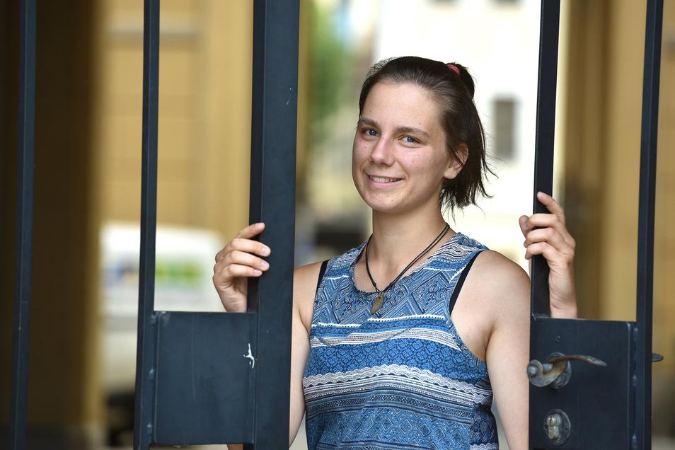 Tanja Blencke ist zurück in Deutschland - eher als geplant.