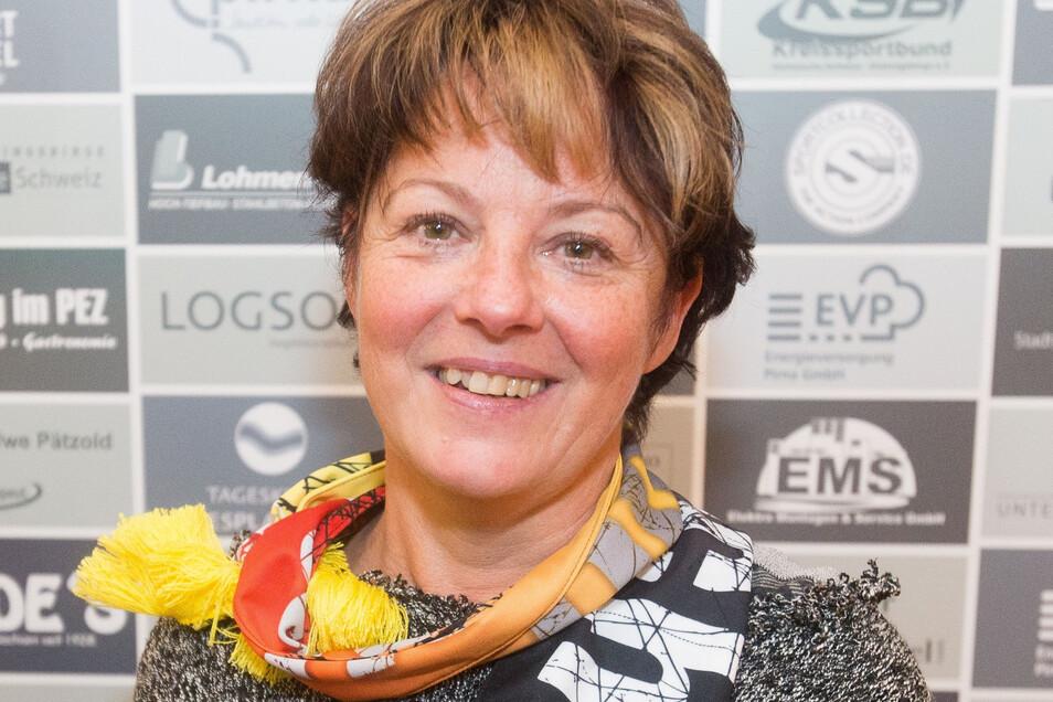 Judith Fichtner ist Vorsitzende des Vorstands des Dehoga-Regionalverbands Sächsische Schweiz, der nun im Landesverband aufgeht.