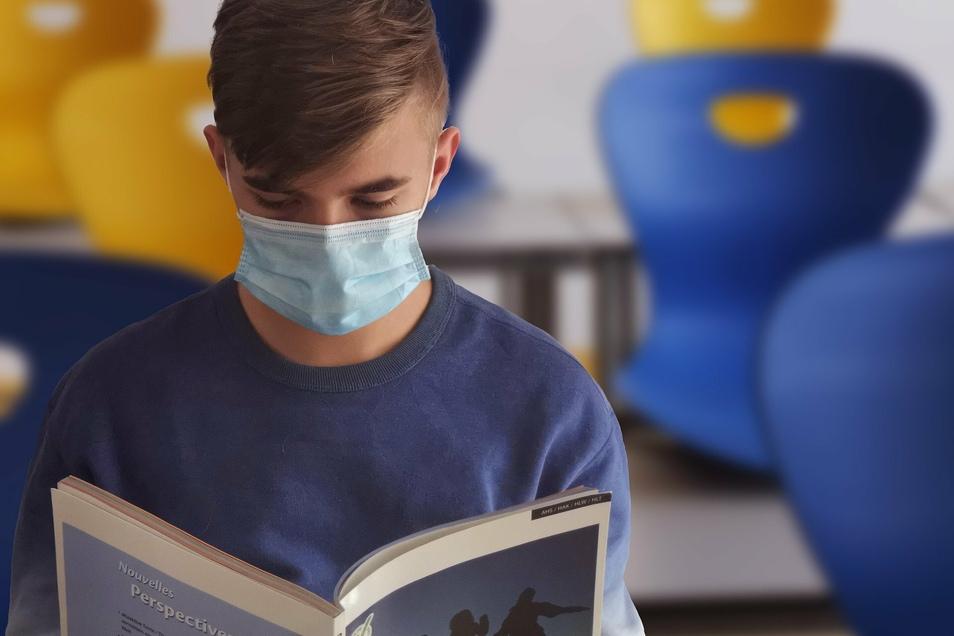 Die Schulen und Kitas sollen in Sachsen grundsätzlich geöffnet bleiben. Ab einem Inzidenz-Wert von 200 gelten dann besondere Vorgaben.