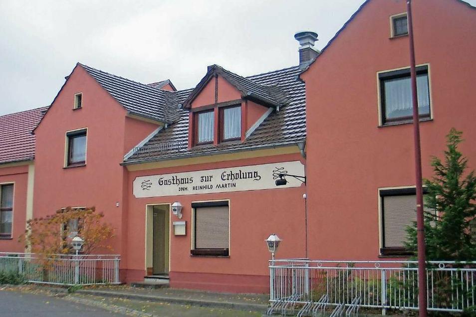 Nach und nach wird das Gasthaus Mühlrose leergeräumt.
