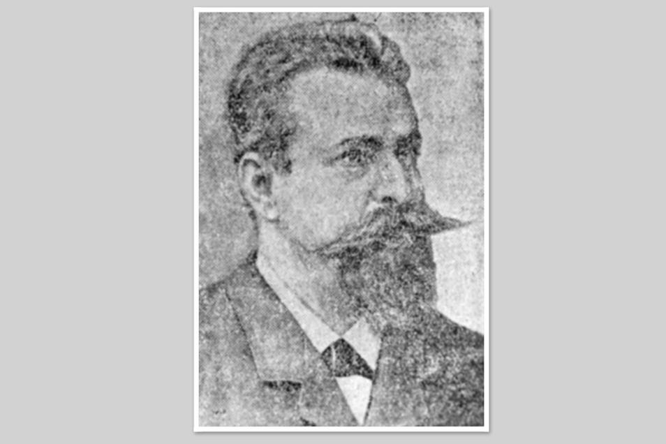 August Friedrich Siemens (1826–1904) – eine Persönlichkeit von nie erlahmender Fantasie.
