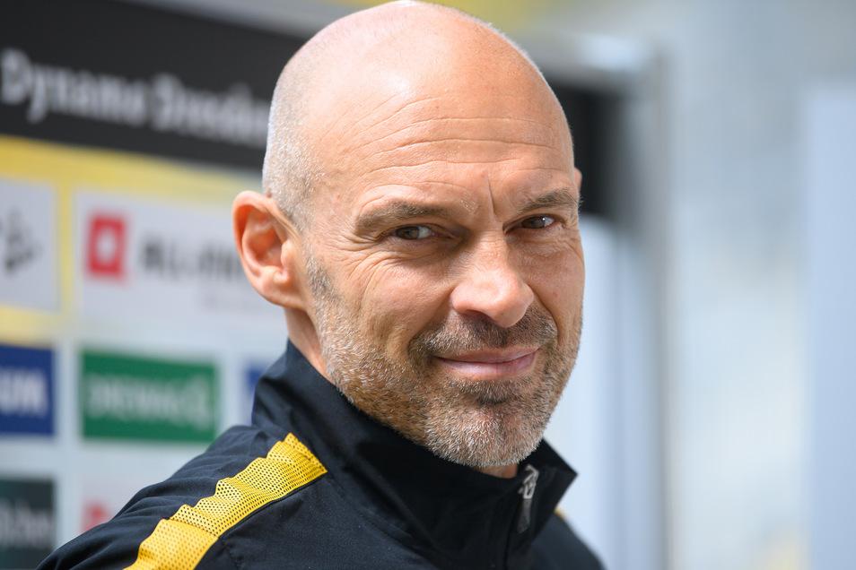 Alexander Schmidt will seinen neuen Kapitän erst am Ende der Vorbereitung bestimmen.