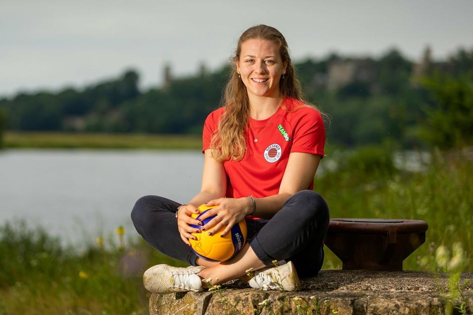 Maja Storck ist nach kleinen Startschwierigkeiten in Dresden richtig angekommen. Bleibt sie auch?