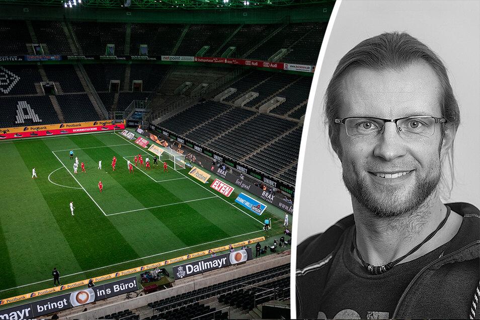Geisterspiele der Fußball-Bundesliga sollen ab 9. Mai möglich sein.