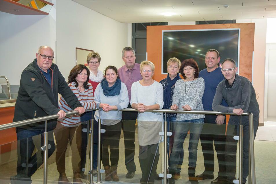 Sie müssen sich im Herbst noch einmal zusammensetzen, um den Nieskyer Bürgerball im nächsten Jahr vorzubereiten: die zehn Mitglieder der extra dafür gegründeten Arbeitsgruppe.