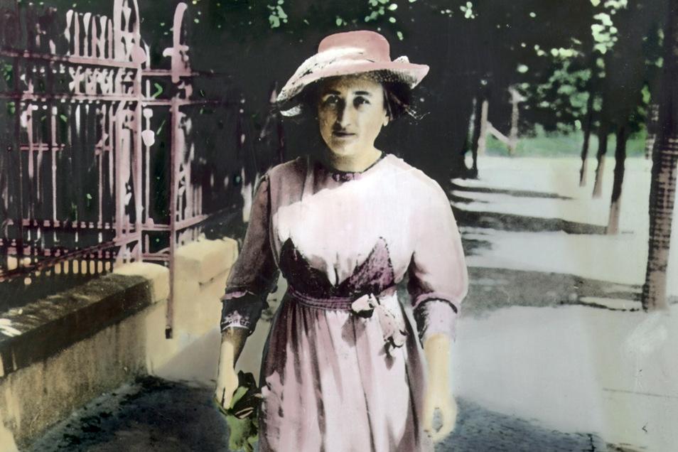Rosa Luxemburg (1871 – 1919)