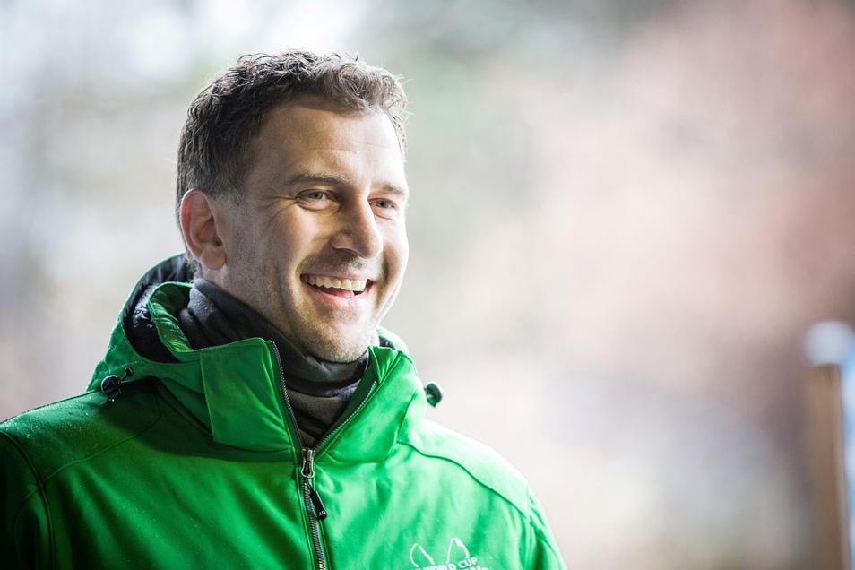 René Kindermann ist in Bautzen geboren und als Sportmoderator bekannt.
