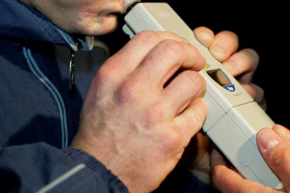 In einem Fall zeigte das Gerät beim Atemalkoholtest einen Wert von 3 Promille an.