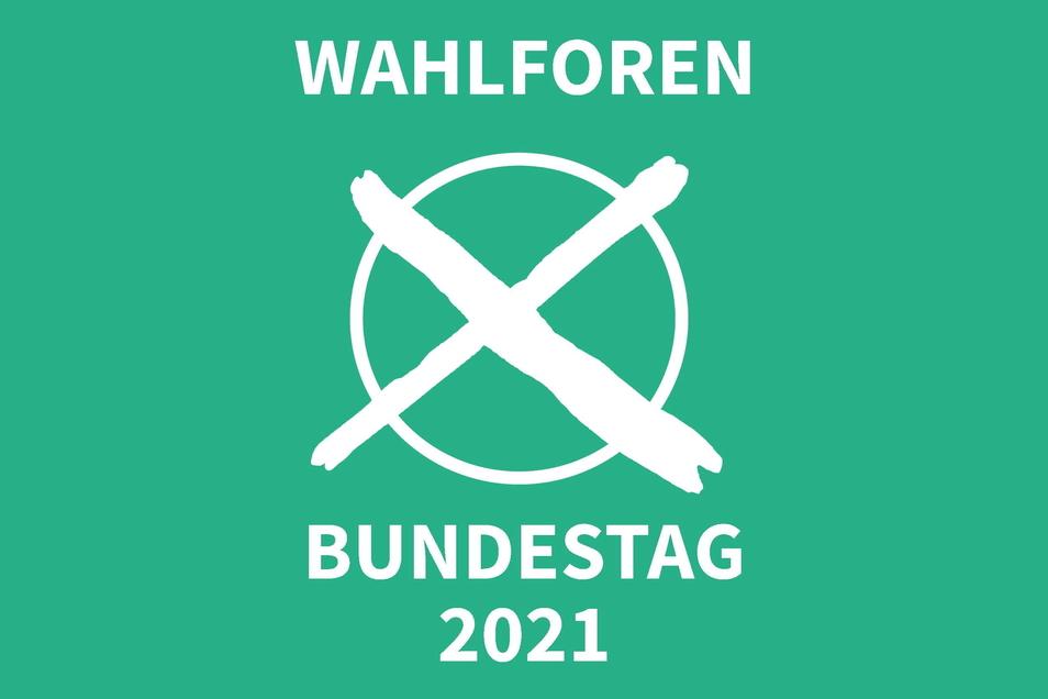 Das zweite Wahlforum für den Kreis Meißen findet am Dienstagabend in Großenhain statt.