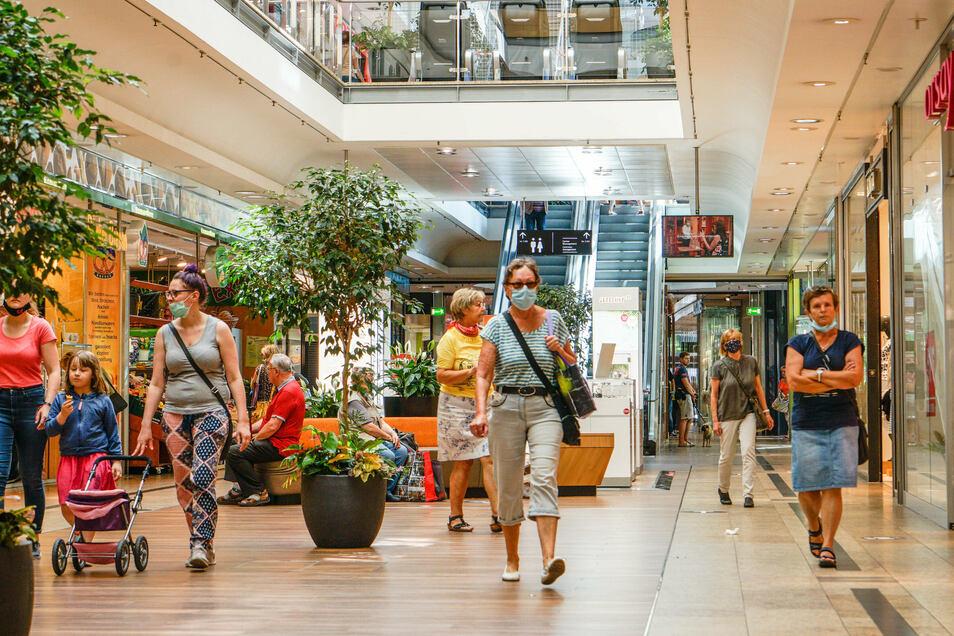 Das Bautzener Kornmarkt-Center begeht jetzt sein 20-jähriges Bestehen.