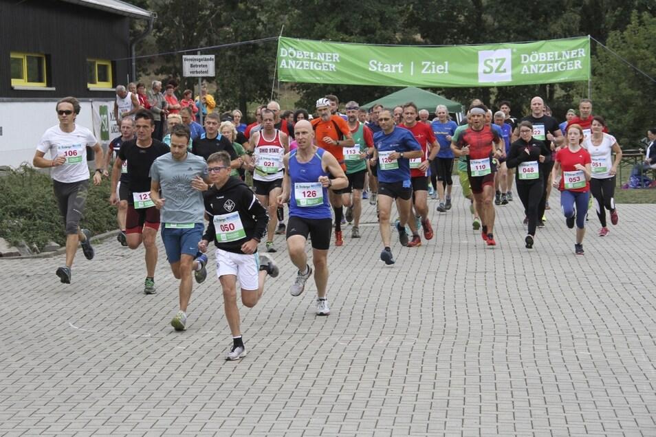 Auch 2019 wird am Kanuheim in Technitz gelaufen, nachdem der 28. Kuchenlauf lange auf der Kippe gestanden hat.