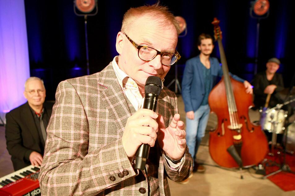 Uwe Steimle und Band kommen am 10. Oktober nach Dippoldiswalde.
