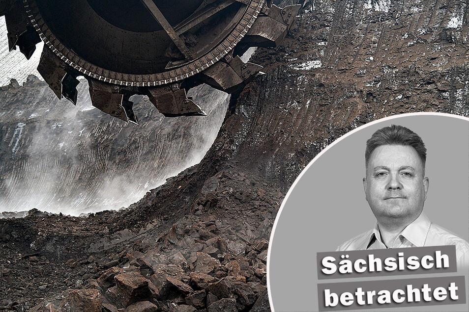 Sachsens früherer Landeschef Tillich soll künftig den Kohlerevieren in der Ukraine helfen. Dieses und andere Themen kommentiert SZ-Redakteur Gunnar Saft.