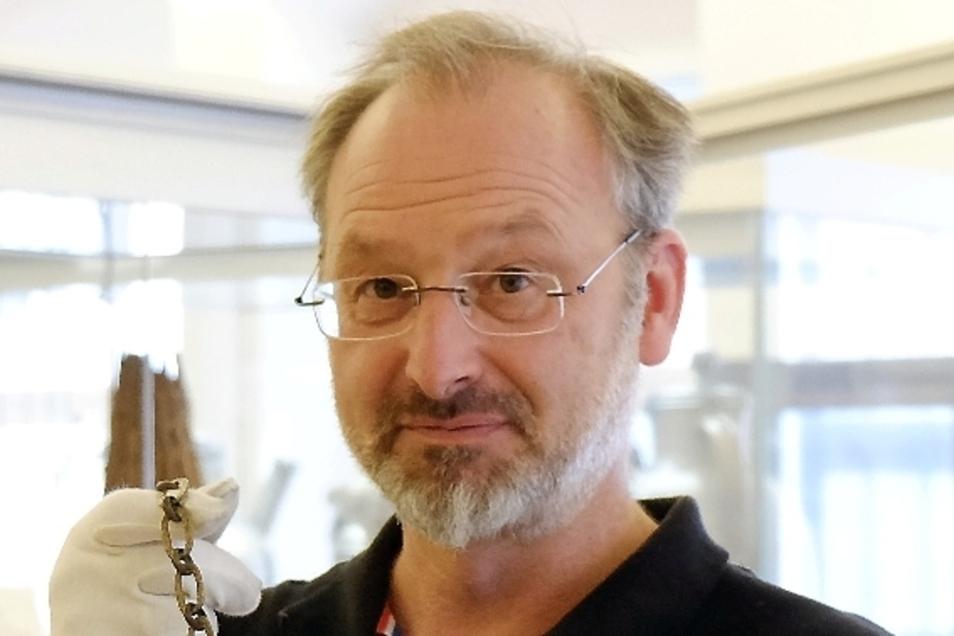 Steffen Förster aus Meißen kandidiert zur Landtagswahl für die Landesliste der Ökologisch-Demokratischen Partei.