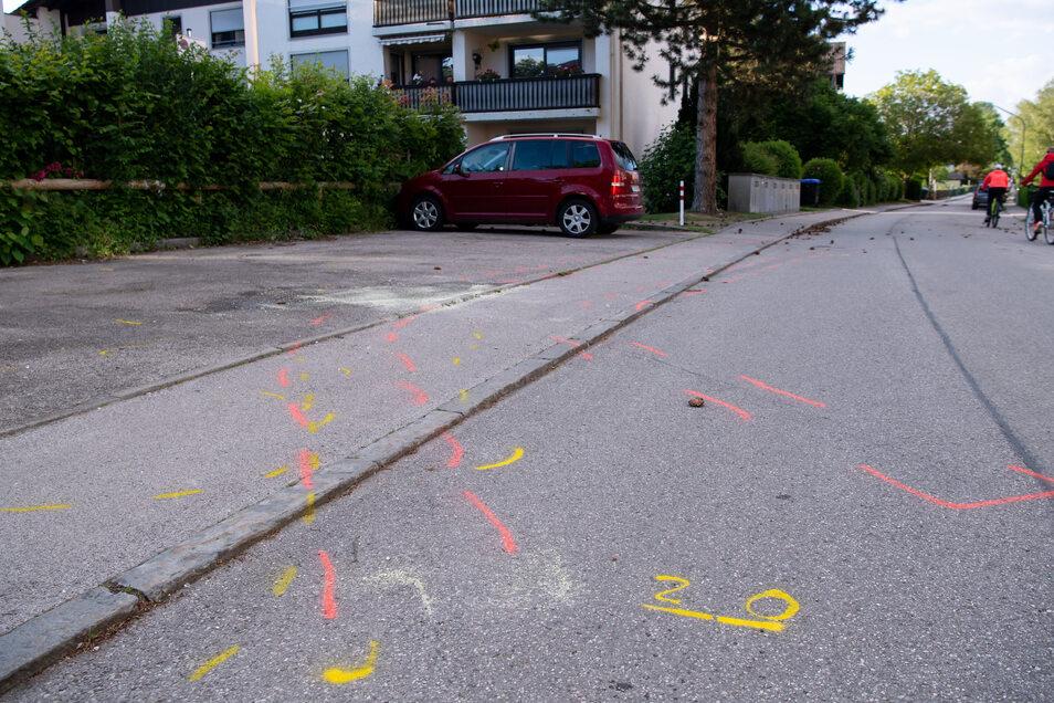 In Pöcking nahe Starnberg fuhr ein 43-Jähriger in eine Fußgängergruppe - wohl nicht zufällig.