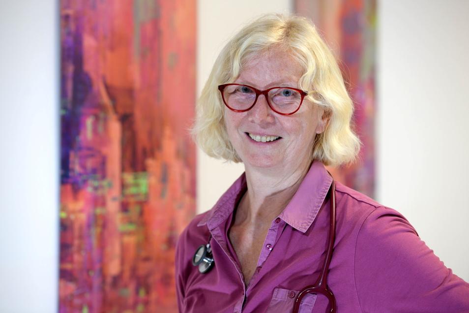 Dr. Elisabeth Kusche ist Ende Juni in den Ruhestand gegangen. Sie war 40 Jahre lang als Ärztin in Ebersbach-Neugersdorf tätig.