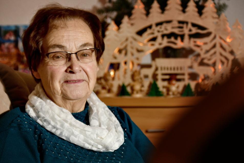 Das Weihnachtsfest in diesem Jahr erinnert Helga Kluge daran, was es wirklich heißt, Entbehrung zu ertragen und das Beste aus den Umständen zu machen.