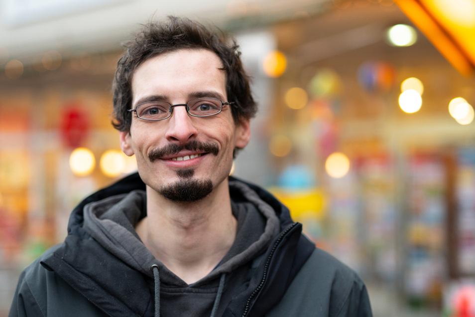Oliver Noelting betreibt den Blog frugalisten.de. Er spart 70 Prozent seines Einkommens.