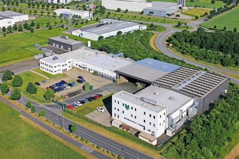 Die Firma MS PowerTec stellt im Industriegebiet Weinau vor allem Teile für Laster her.