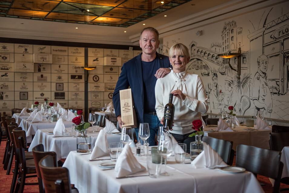 """Maik Kosiol und Janet Kosiol wollen das Italienische Dörfchen schrittweise in den nächsten Wochen öffnen. """"Jetzt lohnt es sich einfach nicht."""""""