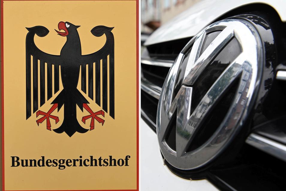 Der Bundesgerichtshof hat eine Klage gegen Volkswagen wegen manipulierter Abgas-Software in VW-Autos entschieden.