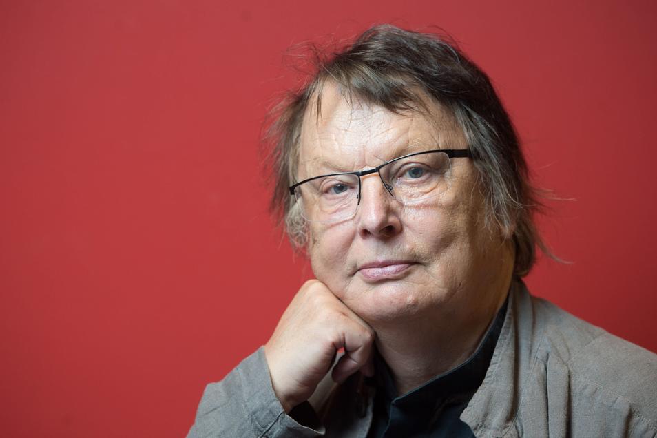 Wolfgang Schaller ist Autor und Kabarettist an derHerkuleskeule.