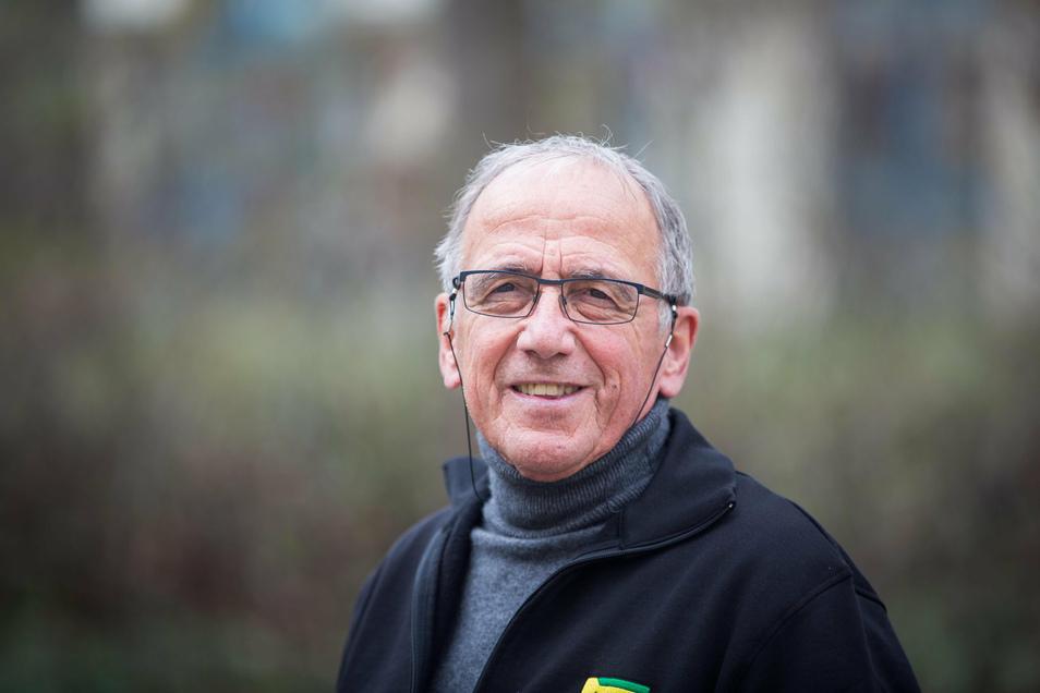 Hans-Peter Fritsch ist selbst gern mit dem Wohnmobil auf Tour und weiß, wie wichtig ein gut ausgestatteter Stellplatz für den Camper ist.