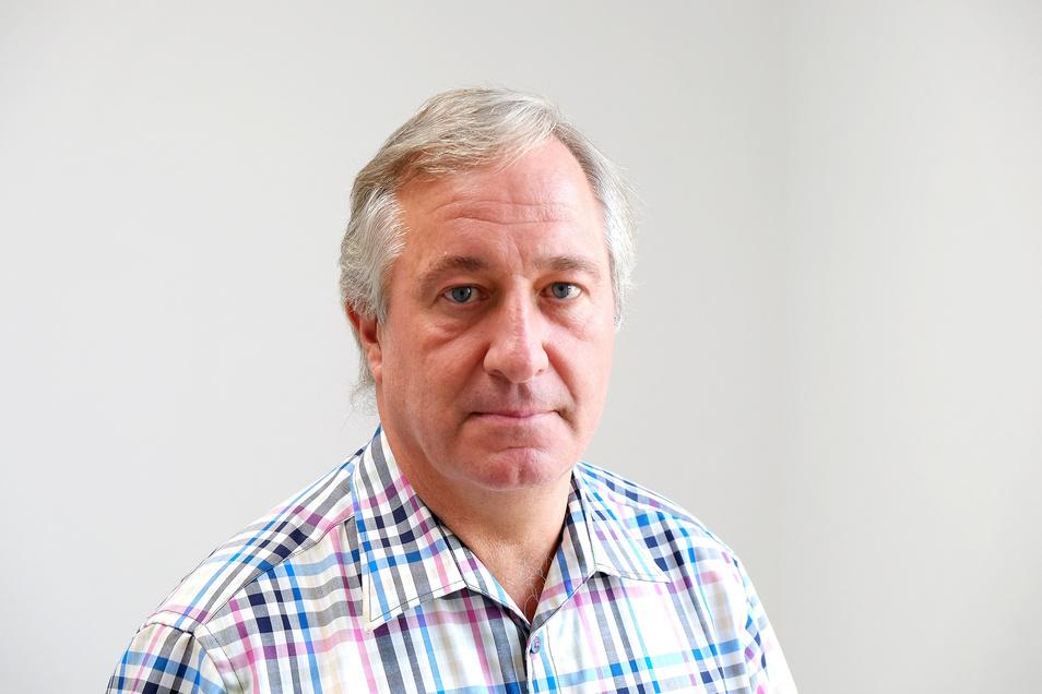 SZ-Redakteur Jürgen Müller