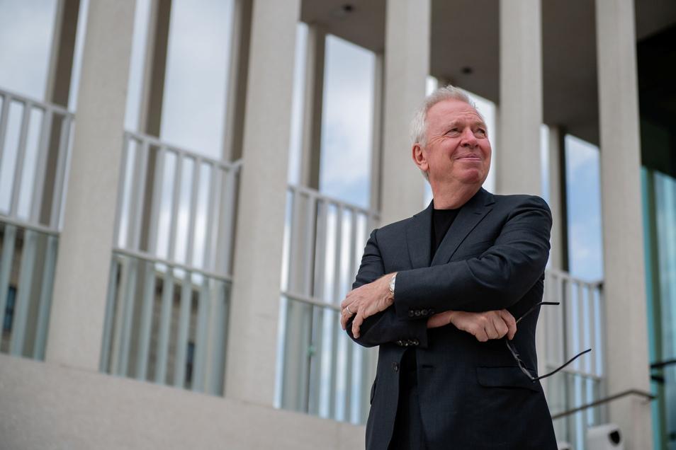 Der britische Architekt David Chipperfield