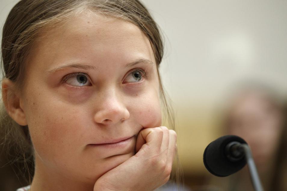 Greta Thunberg ist binnen 14 Monaten vom Schule schwänzenden Mädchen zur Ikone einer internationalen Jugendbewegung aufgestiegen.
