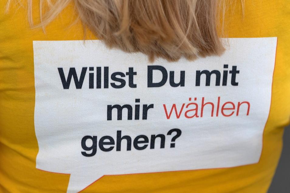 Am 26. September findet die Bundestagswahl statt. Kurz davor gibt es viele Umfragen , welche Partei vorn liegt. Doch wie aussagekräftig sind die?