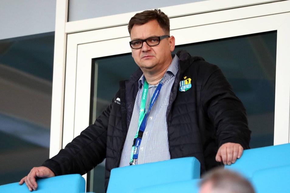 Thomas Uhlig trat am Sonntag zurück.