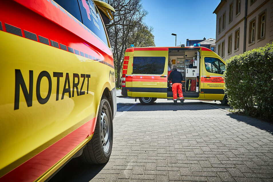 Die Rettungsfahrzeuge brauchen jetzt viel länger, um nach einem Einsatz wieder für den nächsten startklar gemacht zu werden.