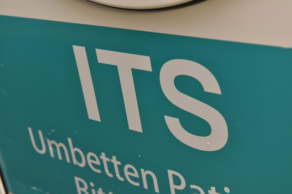 Derzeit werden 126 Einwohner des Landkreises Meißen stationär betreut, davon 15 auf der Intensivstation.
