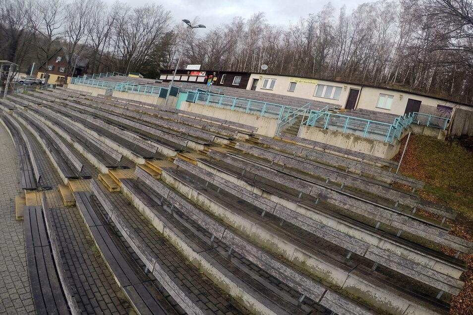 Die Seebühne soll im Bereich der Zuschauertribünen und angrenzenden Sanitärräume saniert werden. Dafür gibt es Fördermittel vom Bund. Die Mitglieder des Zweckverbandes müssen aber einen Eigenanteil entrichten.