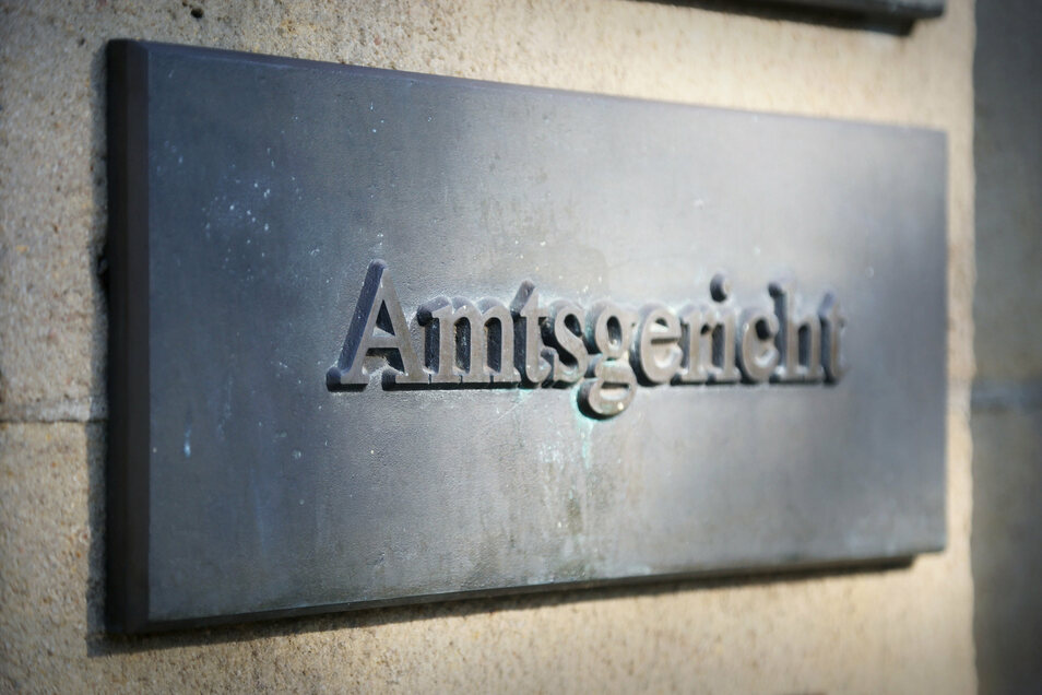 Vor dem Amtsgericht Zittau ging's um pikante Fotos.