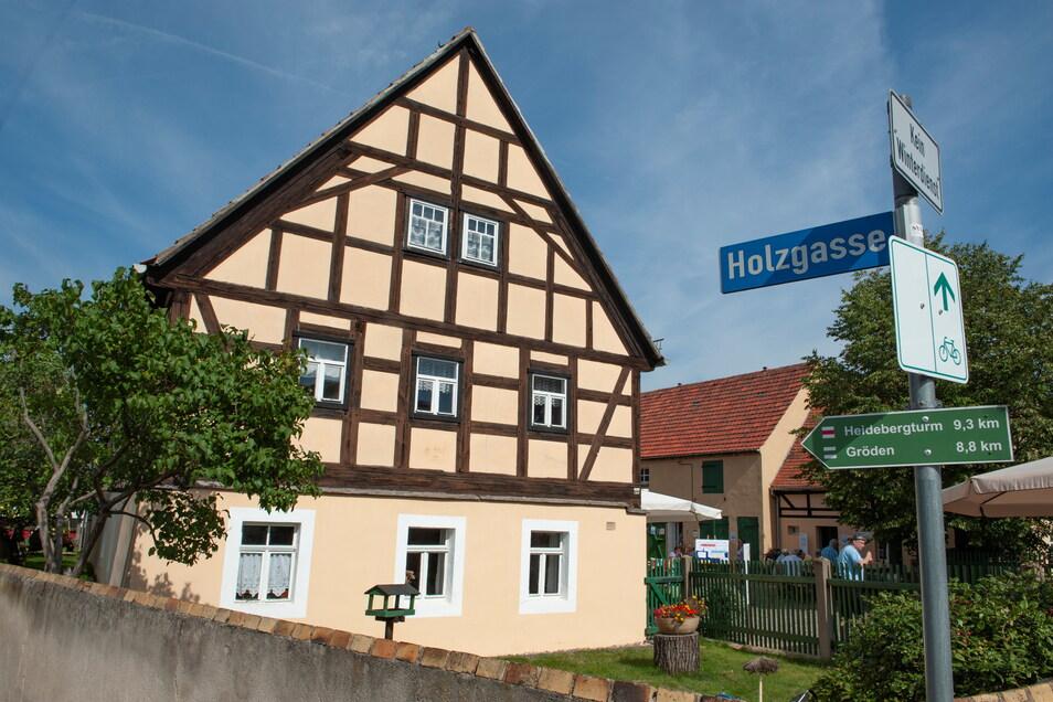Ein historisches Kleinod: Das Bauernmuseum in Zabeltitz. Nun bekommt es Geld vom Bund - in beträchtlicher Höhe.