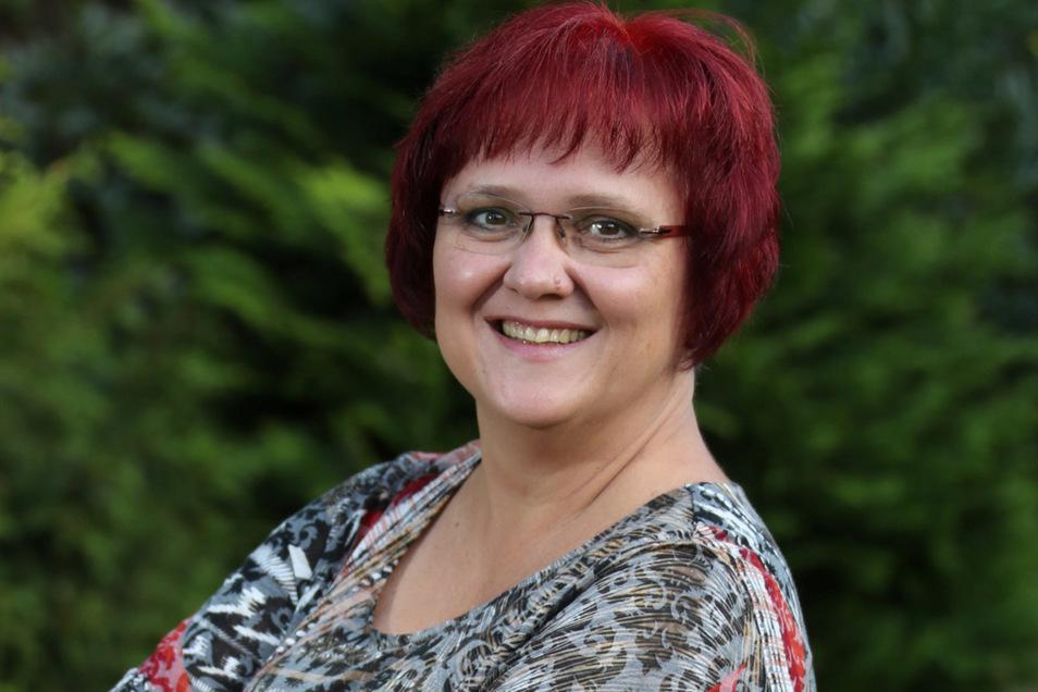 Silke Westphal-Mäß, 49 Jahre